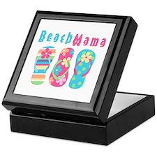 Beach Mama Keepsake Box