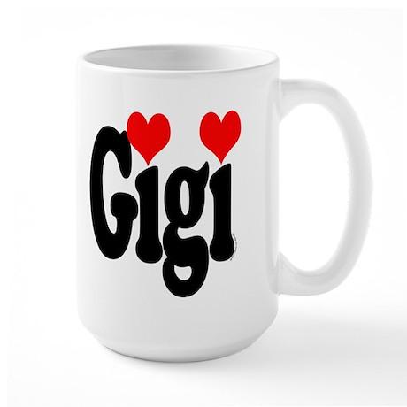 I love Gigi Large Mug