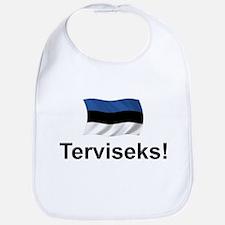Estonian Terviseks Bib