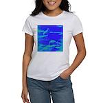 Blue Rabbits Women's T-Shirt