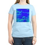 Blue Rabbits Women's Light T-Shirt