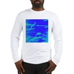 Blue Rabbits Long Sleeve T-Shirt