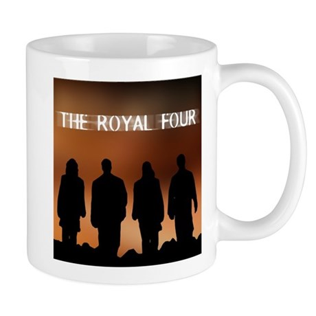 The Royal Four 1 Mug