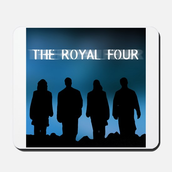 The Royal Four 2 Mousepad
