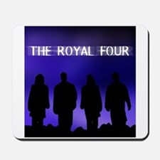 The Royal Four 3 Mousepad