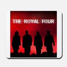 The Royal Four 5 Mousepad