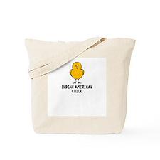Indian American Tote Bag