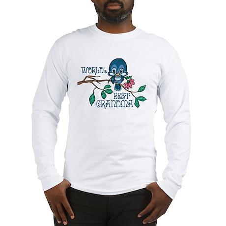 Birdie Best Grandma Long Sleeve T-Shirt