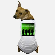 The Royal Four 6 Dog T-Shirt