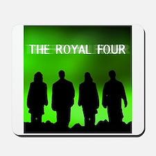 The Royal Four 6 Mousepad