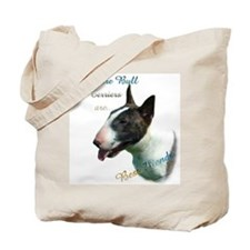 Mini Bull Best Friend 1 Tote Bag