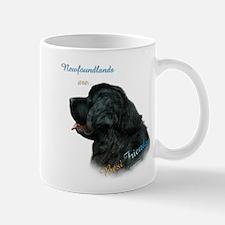 Newfie Best Friend 1 Small Mugs