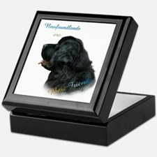 Newfie Best Friend 1 Keepsake Box
