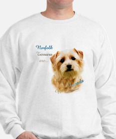 Norfolk Best Friend 1 Sweatshirt