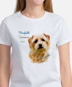Norfolk Best Friend 1 Women's T-Shirt
