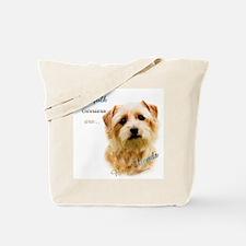 Norfolk Best Friend 1 Tote Bag