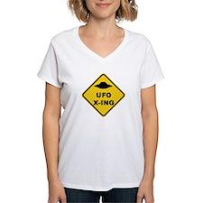 UFO Crossing Shirt