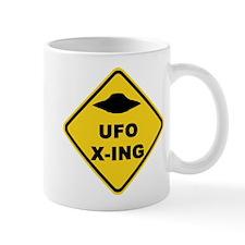 UFO Crossing Mug