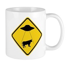 Abduction Zone Mug