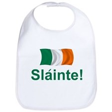 Irish Slainte Bib