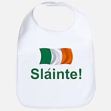 Irish Slainte Bib