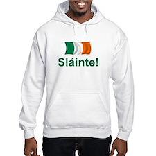 Irish Slainte Jumper Hoody
