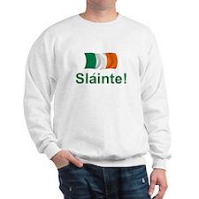 Irish Slainte Sweatshirt