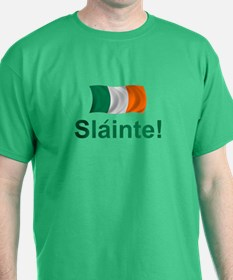 Irish Slainte T-Shirt