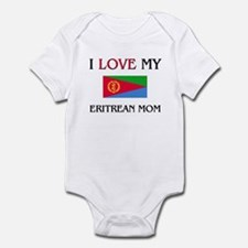 I Love My Eritrean Mom Infant Bodysuit