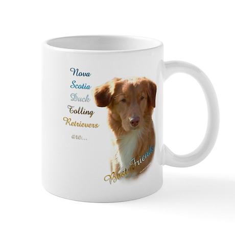Toller Best Friend 1 Mug