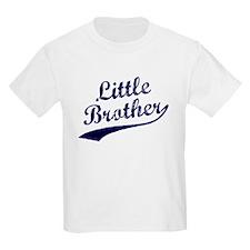 Little Brother (Blue Text) T-Shirt