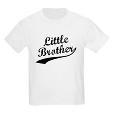 Little Brother (Black Text) T-Shirt