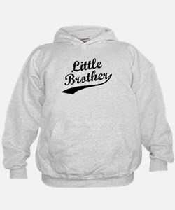 Little Brother (Black Text) Hoodie