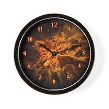 Inferno Clock