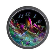 Waves of Color Clock