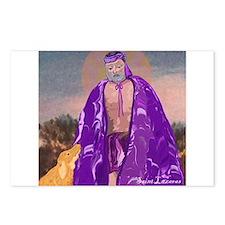 Saint Lazarus Postcards (Package of 8)