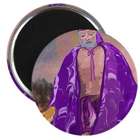 Saint Lazarus Magnet