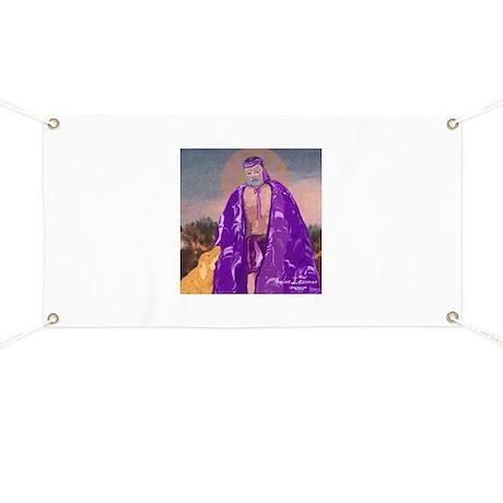 Saint Lazarus Banner