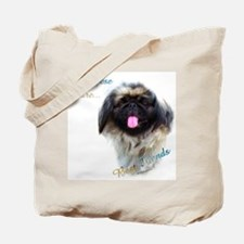 Pekingese Best Friend 1 Tote Bag