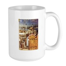 Orient Express Mug