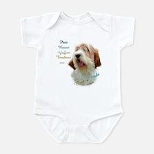 PBGV Best Friend 1 Infant Bodysuit