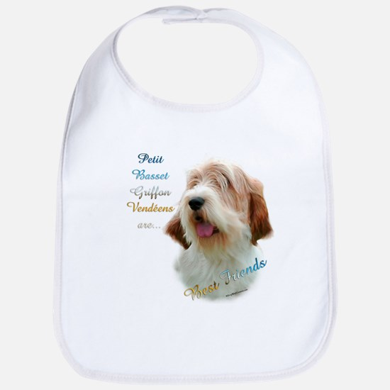 PBGV Best Friend 1 Bib