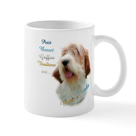 PBGV Best Friend 1 Mug