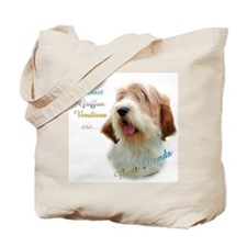 PBGV Best Friend 1 Tote Bag