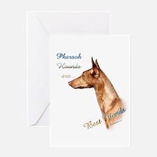 Pharaoh Best Friend 1 Greeting Card