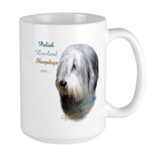 Lowland Best Friend 1 Mug