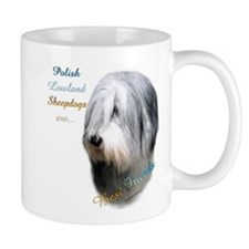 Lowland Best Friend 1 Mug