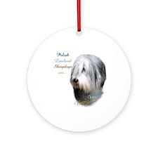 Lowland Best Friend 1 Ornament (Round)