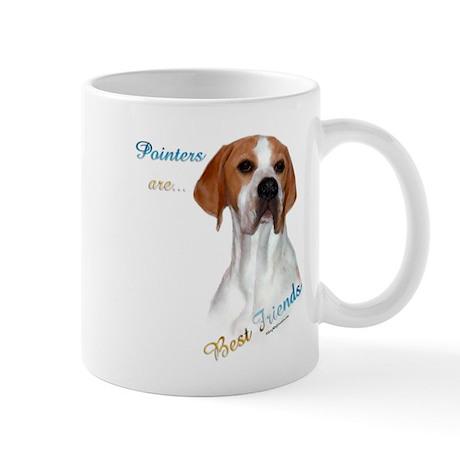 Pointer Best Friend 1 Mug