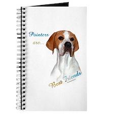 Pointer Best Friend 1 Journal